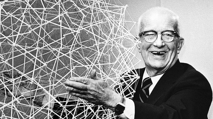 BuckminsterFuller e shungite