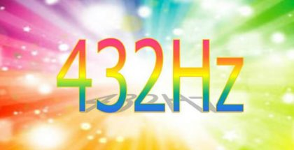 le frequenze a 432 Hz
