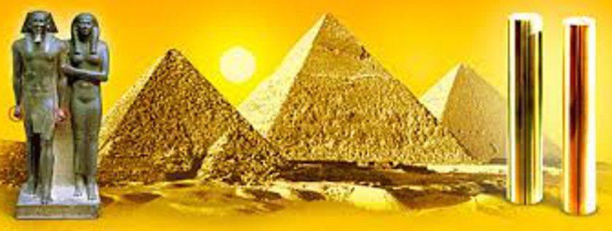 storia dei cilindri egiziani