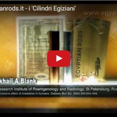 video sui cilindri egiziani