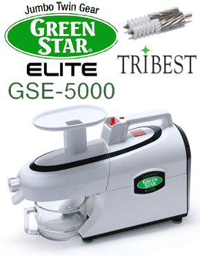 Tribest Green Star 5000 elite gse twin camme