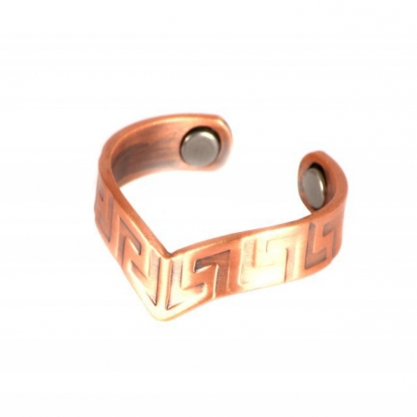 anello rame con magneti