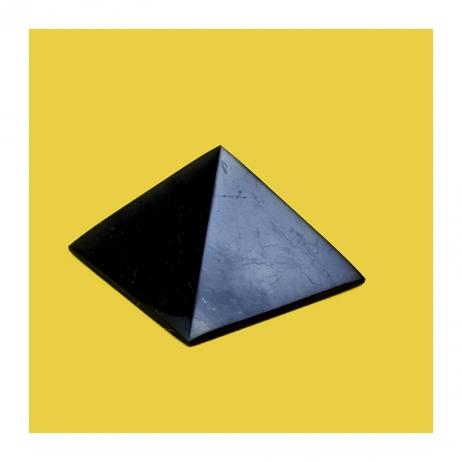 5.00 Piramide Shungite a scelta 5//6//8//10 cm piramide Shungite piramide anti-radiazione